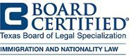 Isaul Verdin - Texas Board Certified - Immigration Law