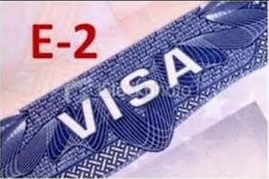 E-2 visa image