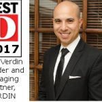 VERDIN Named Dallas Best Lawyer 2017, Immigration