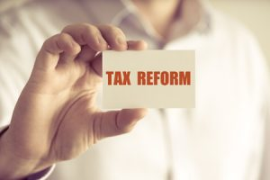 Tax Reform in United States
