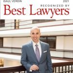 Best Lawyers in America 2021 Recognition - Isaul Verdin, Dallas Immigration Lawyer