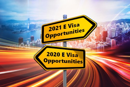 VERDIN Law - E Visa Report 2020, E Visa Potential Investments 2020-2021 Colombia